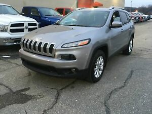 Jeep Cherokee 4 RM, 4 portes, North