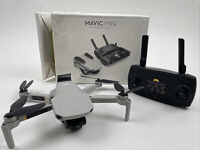 DJI Mavic Mini Drone - W/ Controller Has Perception Error Set 5