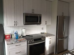 Granite counter Kitchen for sale with or with out appliances