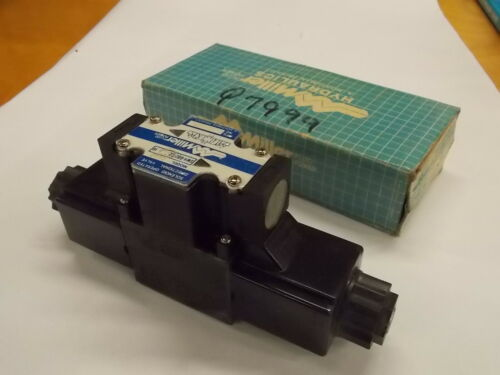 New Northman Miller Bidirectional Hydraulic Solenoid Valve SWH-G02-C4-10  E6