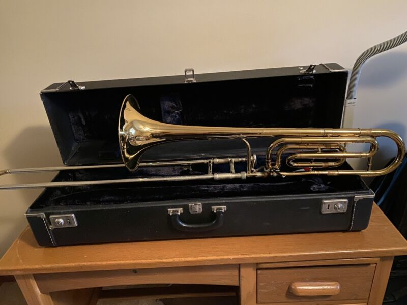 King 3B Concert Trombone with F Attachment