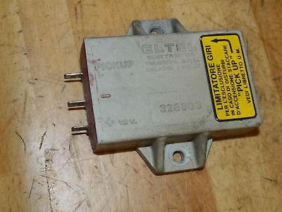 Zündbegrenzer Eltel 328803 / ignition control unit / Gilera XRT 600