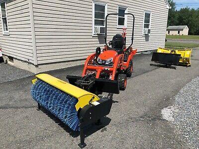 Skidsteer Sweeper Broom 60 John Deere Kubota