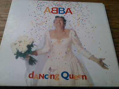 ABBA Muriel's Wedding promo M- CD single Dancing Queen 2 versions 1995 for sale  Syracuse