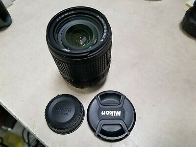 Nikon AF-S DX Nikkor 18-140mm f/3.5-5.6g ED  DSLR Zoom Lens Lightly used #VW75