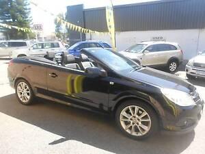 2008 Holden Astra 2.2 2 Door Convertible Wangara Wanneroo Area Preview