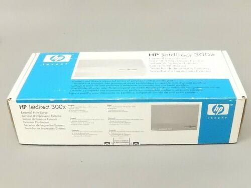 HP J3263G Jet Direct 300X External Print Server For 10/100X New Open Box