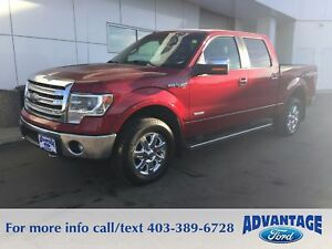 2014 Ford F-150 Lariat Ecoboost 4x4