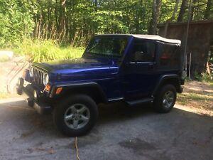 Jeep TJ Sport 2002