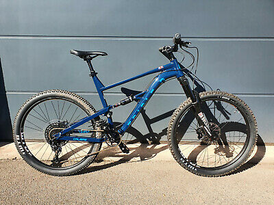 Calibre Triple B Full Suspension Mountain Bike Size Extra Large 2020