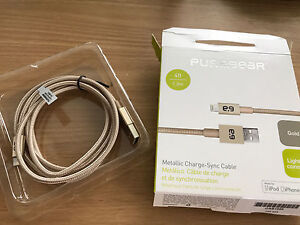 Pure Gear iPhone charging cable