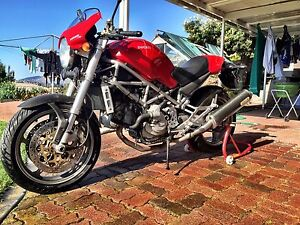 Ducati Monster S4 916 Lindisfarne Clarence Area Preview