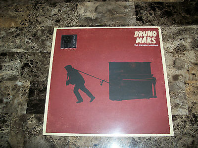 Bruno Mars Limited Edition Record Store Day 10  Vinyl Catch A Grenade Sessions