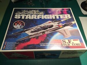 Buck Rogers Starfighter Model kit Monogram/Tsukuda Hobby