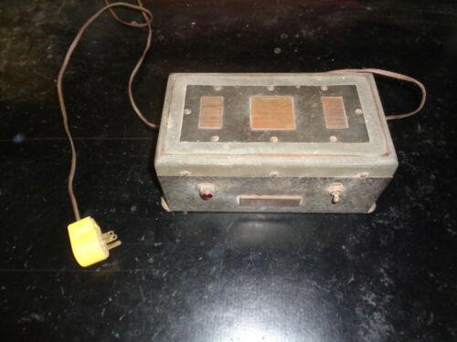 Vintage Ideal Commutator Dresser Co. Electromagnet  Model A 13-001  Sycamore IL