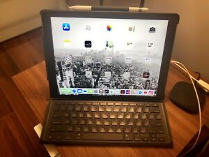 iPad Pro 12.9 (2nd gen. ) Wifi, 256Go, +Accessoires+Apple care
