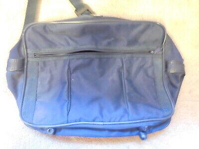 American Tourister Blue Shoulder Bag Luggage Lightweight 15