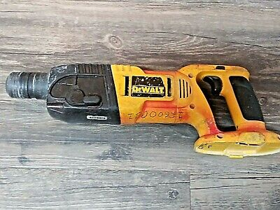 Dewalt 18v Dw999 Type 3 78 Sds Rotary Hammer Drill- Bare Tool Only.