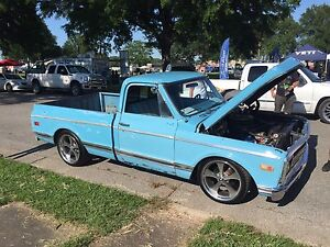 1969 Chevrolet C10- Tennessee - 350/350 $21,000