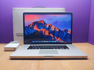 ULTRA Apple MacBook Pro 17 inch 2011 QUAD CORE i7 2.5GHZ / 16GB RAM / WARRANTY!