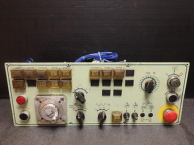 Okuma Osp3000 Pc1671-b Control Panelpc-100a-wstb Pulse Coder0153