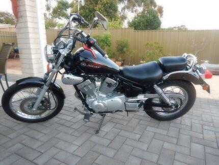 Yamaha Virago XV250 - 2010 for Sale