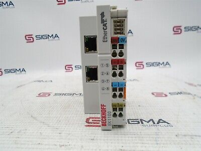 Beckhoff Ek1100 Bus Coupler Interface Module
