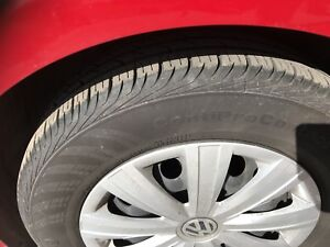 Tires with Rims for sale.  195/65/r15