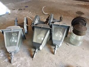 Used Outdoor Light Fixtures