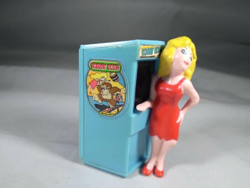 Vintage 1982 Donkey Kong Figure Coleco