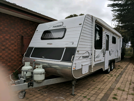 2010 23ft GRANT TOURER MK II FOR SALE IMMACULATE CONDITION