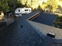 Active roofing call for a free estimate