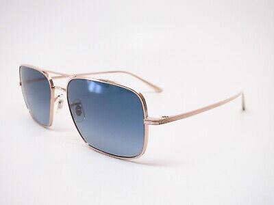 Oliver Peoples OV 1246ST Victory LA 5292Q8 Gold w/Main Gradient Row (Row Sunglasses)
