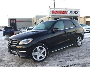 2015 Mercedes-Benz ML350 BlueTEC - NAVI - PANORAMIC ROOF