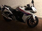 Honda Motocycle CBR500R Darwin CBD Darwin City Preview