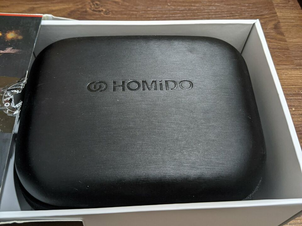Homido Virtual Reality Headset (VR) für Smartphone Android/iPhone in Köln Vogelsang