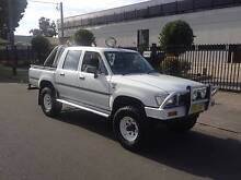 1993 Toyota Hilux, 4WD, Diesel, Bull Bar, Tow bar, Just Traded In Lidcombe Auburn Area Preview