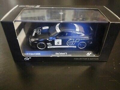 Kyosho 1/43 2009 Nissan GTR spec v Grand Turismo 5 limited Edition Diecast model