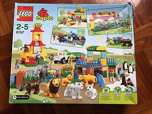 LEGO duplo Big Zoo 6157 Camberwell Boroondara Area Preview