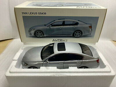1/18 Lexus GS430 2006 AUTOart 78801