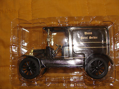 United Parcel Service UPS 'Old No 1' 1913 Model T Package Car a