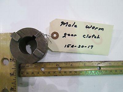 Storm Vulcan 15a Male Worm Gear Clutch 15a-30-34