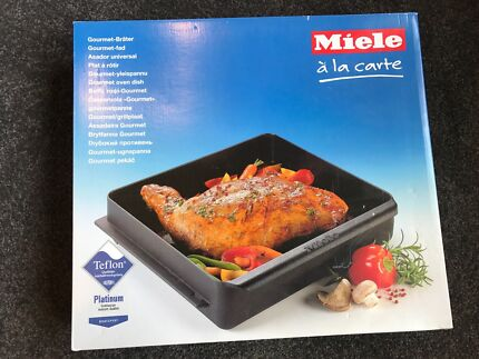 Miele Gourmet Casserole Dish HUB 61-35 - Brand New!