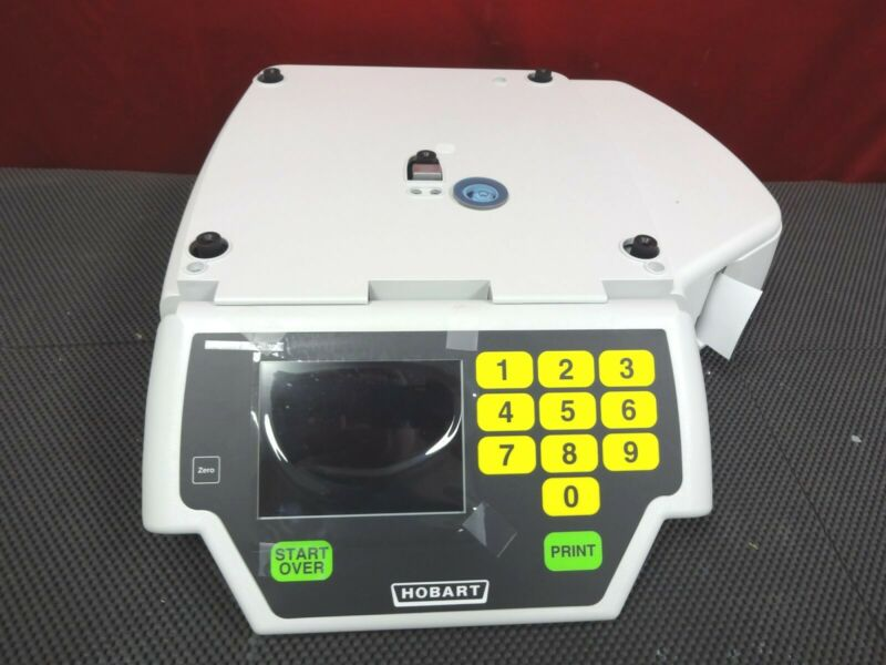 Hobart Quantum-1SS ML 29041-BJ Digital Deli Grocery Scale & Printer