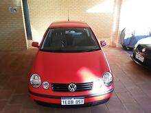 2005 Volkswagen Polo Hatchback Cannington Canning Area Preview