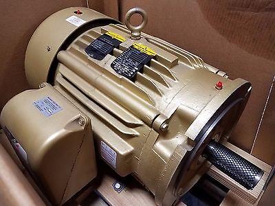 New Baldor Super E 15 Hp 3 Phase Motor  Model Son10168542 114912