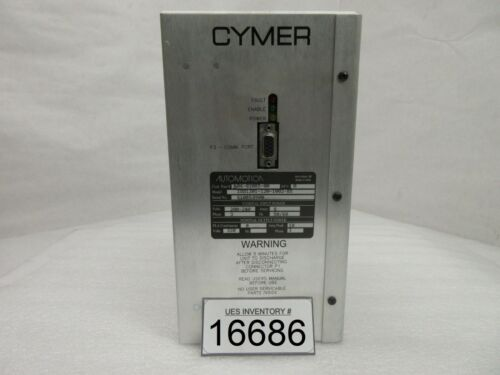 Cymer Iss1201-120-1002-85 Motor Controller Automotion Rev B Nikon Nsr-s204b Used