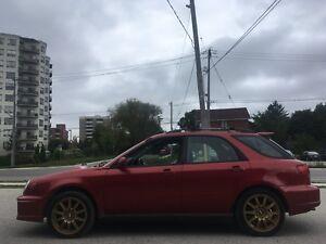 2002 Subaru WRX wagon