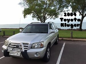 2004 Toyota Kluger SUV-Silver-$ 9,000 only (nego) Bayview Darwin City Preview