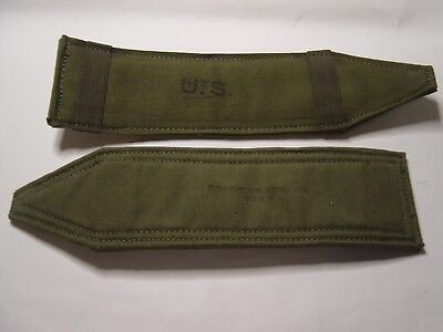US Military Shoulder Pad, Used on M-1 Garand or Back Boards.